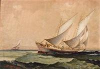 sailing by antonis kanas