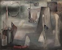 composition surréaliste by henri bernard goetz