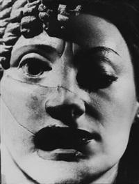 sculpture, woman by angus mcbean