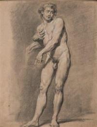 académie d'homme by anicet charles gabriel lemonnier