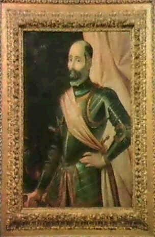 ritratto di condottiero by tiburzio passarotti