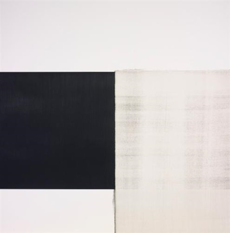 exposed painting vine black by callum innes