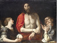 ecce homo by francesco albani