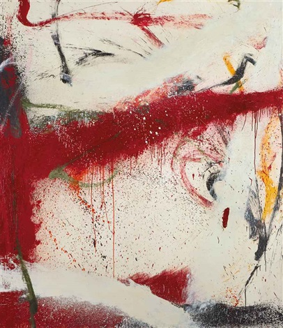 hell's bell by norman bluhm