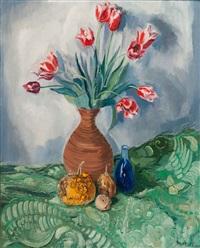 flowers and fruit by dirk filarski