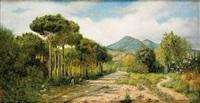 paisaje de argentona by ricardo martí aguiló