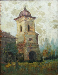 the belltower by iosif rosenbluth