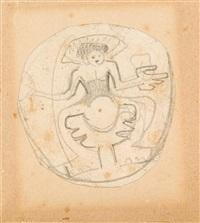 goddess by paul gauguin