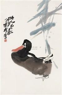 鸭子 (duck) by liu pu