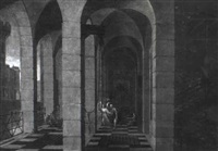 the liberation of saint peter by wilhelm schubert van ehrenberg