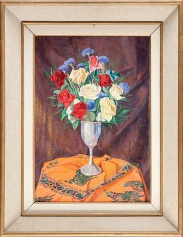 kwiaty w kielichu by simon françois stanislas mondzain