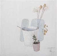 dandelions by constantin piliuta