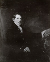 portrait of lord davy by john jackson