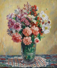 cottage bunch by nora heysen