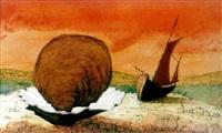 l'huître by jacques cortellari