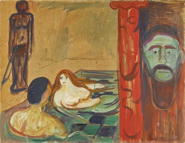 Resultado de imagen de Edvard Munch