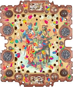 artwork by ashley bickerton
