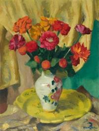 bouquet de fleurs by charles kuapil