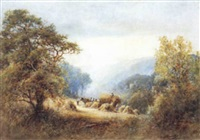 collecting the hay by wiggs kinnaird