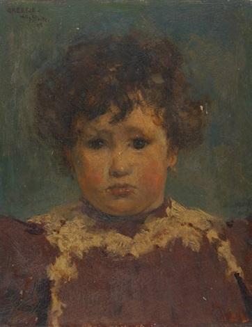 portrait de greetje by willy sluijter