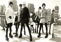 mod fashion, nyc by mark seliger