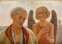 gospodarz z bronowic i anioł stróż by vlastimil hofmann