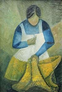 la raccomodeuse by toffoli