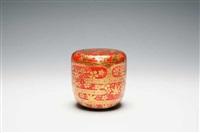a lacquering natsume by ichigo icho