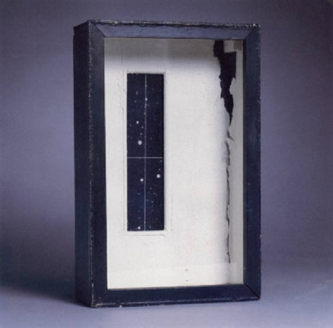 untitled window by joseph cornell