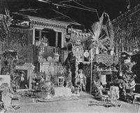 atelier von hans makart in wien by viktor angerer