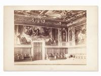 sala del senato, venice by carlo naya