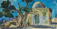 rachel's tomb by arieh allweil
