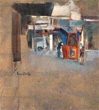 stand of mifal hapayis by amnon david ar