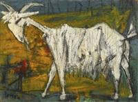 goat by marcel janco