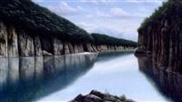 el río by r. gutiérrez