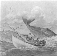 whaling by arthur small