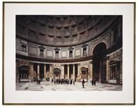 pantheon, rome by thomas struth