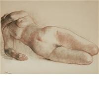 nude by francisco zúñiga