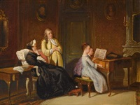 the recital by david joseph bles