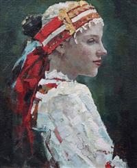 俄罗斯少女 by lin yongkang