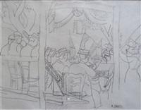 les musiciens by andré lhote