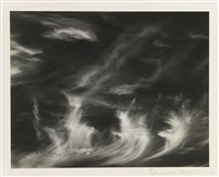 clouds by edward weston