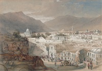 interior of the city of kandahar by james rattray