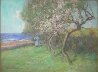 the orchard by alexander wellwood rattray