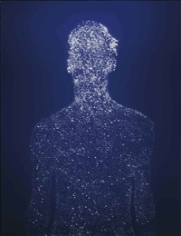 guest, 5.20 p.m., 10 september, 1995 by christopher bucklow