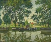 moret by arnold borisovich lakhovsky