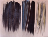 p 1960-94 by hans hartung