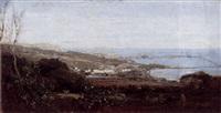 vue d'alger by françois lauret