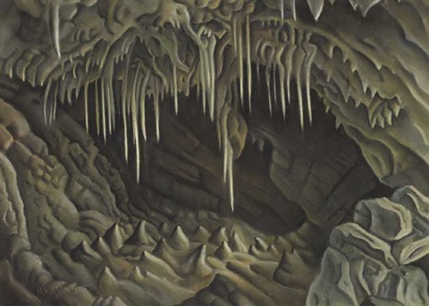 the stalactites by harry epworth allen