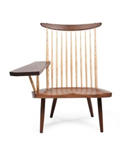 chair by mira nakashima-yarnall